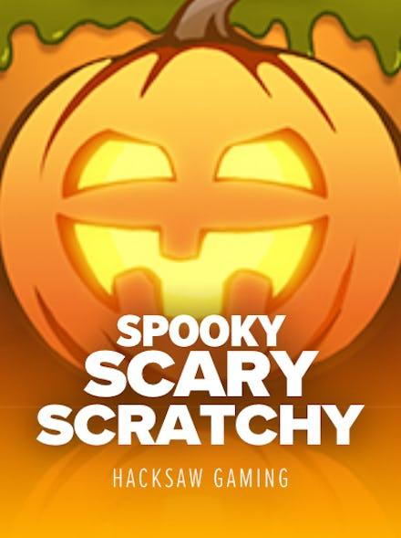 Scary Spooky Scratchy
