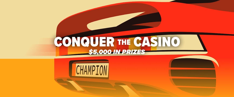 Conquer the Casino