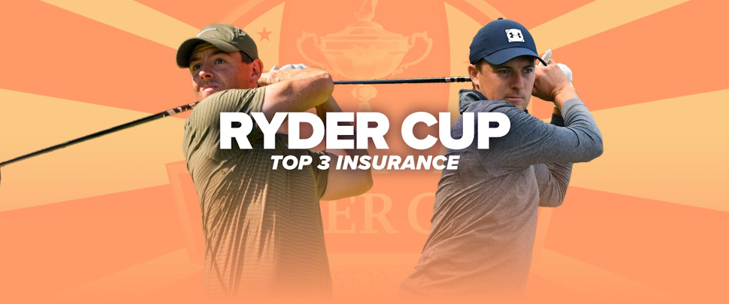 If you're a golf lover, the Ryder Cup may as well change it's name to Christmas Day! We're putting the spotlight on the Top Points Scorer market, offering you insurance on your bets if your selection comes 2nd or 3rd!