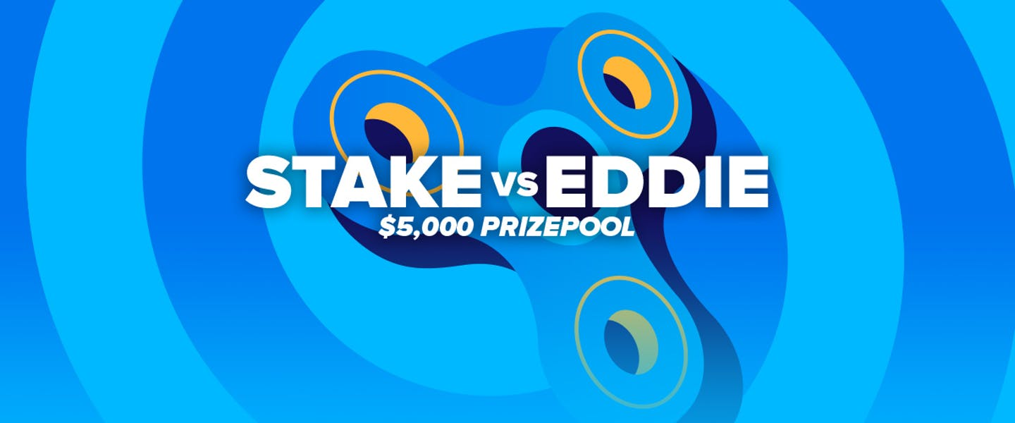Beat Eddie's multiplier every single week on a specified game to share in a $5,000 prize pool!