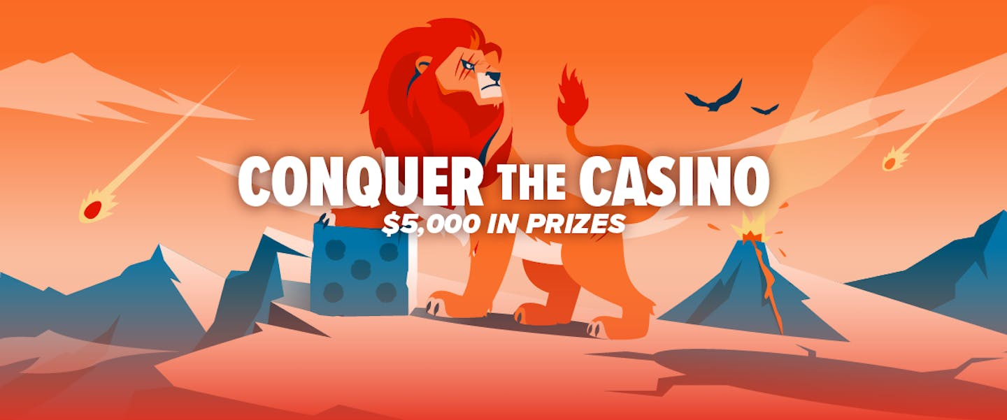 Win a share in $5,000 every week, just by playing our new games, and maybe even getting a bit lucky too!